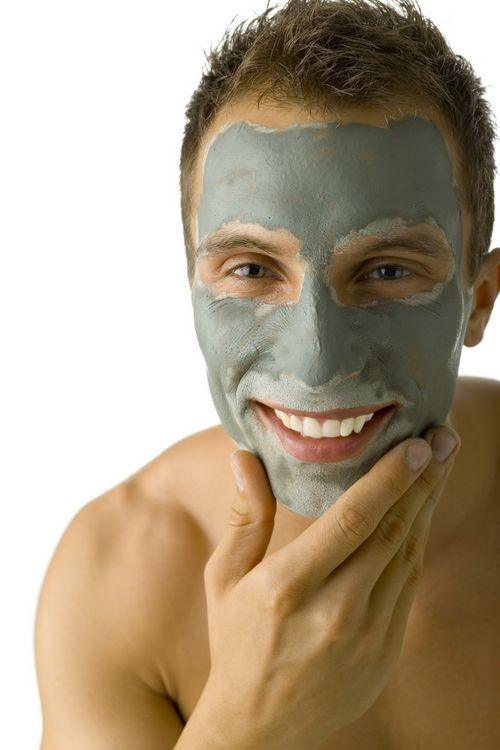 Рецепт маски для лица для мужчин