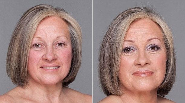 Уход лица 50 лет женщине