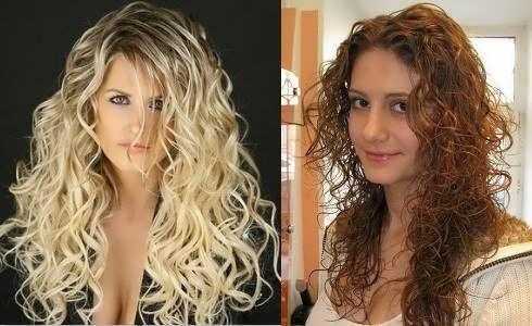 Эффект мокрых волос в домашних условиях для прямых волос